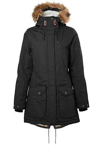 North Bend Sandy Parka Dames Black 2019 Jacket