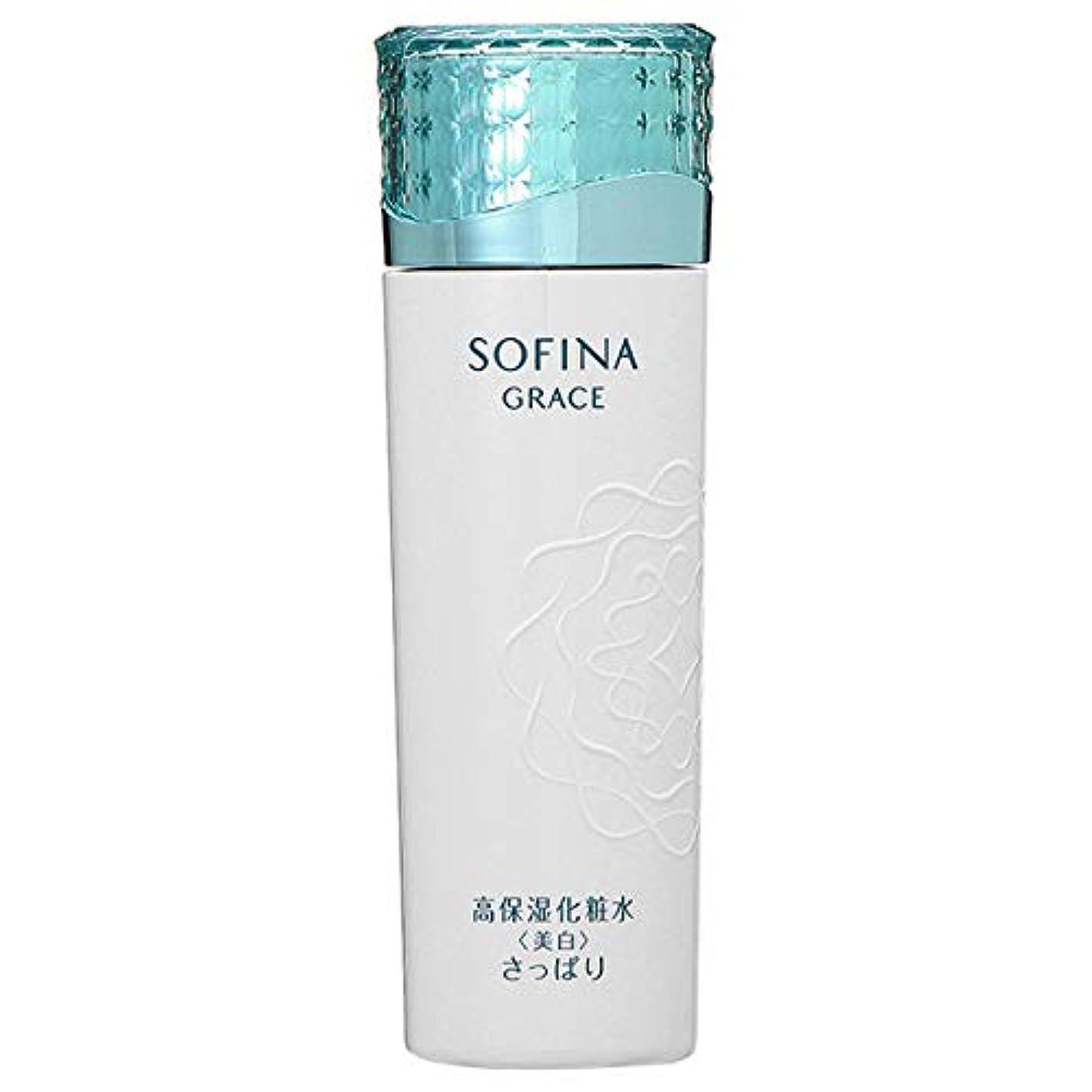 すぐに愛撫黒くする花王 グレイス ソフィーナ 高保湿化粧水 美白 さっぱり 140mL