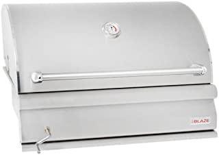 "Blaze BLZ-4-CHAR 32"" Charcoal Grill and Cart Package"