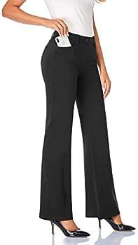 Tapata Women's Stretchy Dress Pants