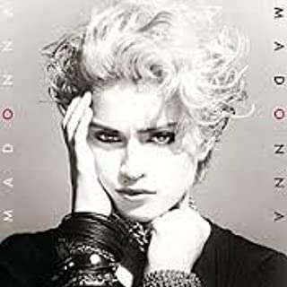 Madonna (Debut album) Original Sire Records Stereo release R 164288 1980's Pop Rock Vinyl (1983)
