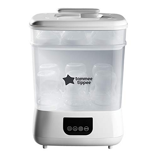 Product Image of the Tommee Tippee Steri-Dry Advanced Electric Sterilizer & Dryer, White