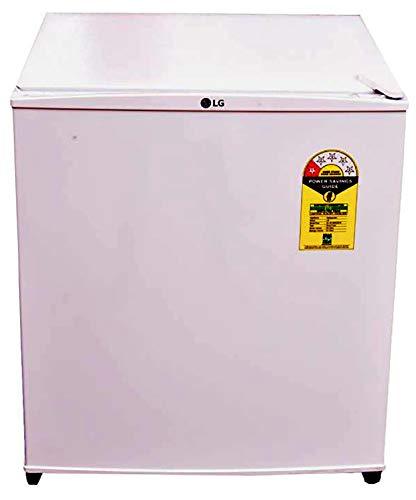 LG 45 L Direct-cool Single Door Refrigerator (GL-051SSW, Super White)