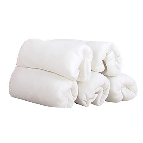 Braguitas desechables Calzoncillos desechables para mujer-Paquete de 5 no tejidos Súper suaves, cómodos, ligeros, bragas, bragas, ropa interior para hospital, maternidad, embarazo, posparto, viajes,