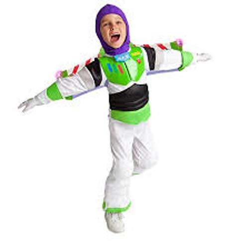 Disfraz O Traje Caroline DE Buzz Ligth Year DE Toy Story para NIÑO (4 AÑOS)