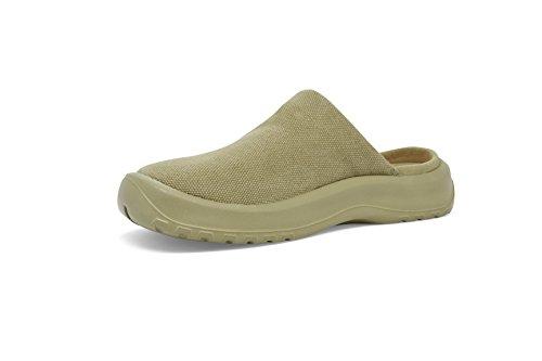 SoftScience Daisy Canvas WC0031KHA Zapatos, Mujer, Verde, US 10/Size EU 40-41