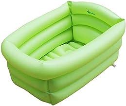 Dljyy Productos Verdes Piscina Inflable Ducha Plegable Piscina baño hogar