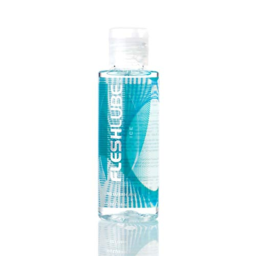 Fleshlight Ice Water Based Fleshlube, 4 Ounce