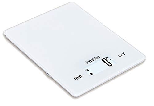Terraillon SMART USB WHITE Balances de ménage, Blanc