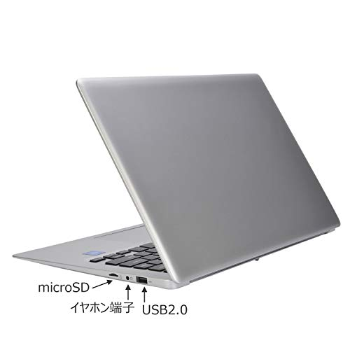 GLM超軽量PCノートパソコン日本語キーボートMicrosoftOffice/Windows10/INTELx5-Z8350/WIFI/USB3.0/HDMI/WEBカメラ/14.1インチ/SSD64GB/メモリ4GB