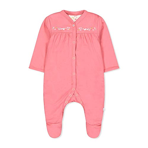 Mothercare Io G Little Friends Wadded WIS Body, Nero (Dark Pink 185), Tiny Baby (Manufacturer Size:50) Unisex-Bimbi