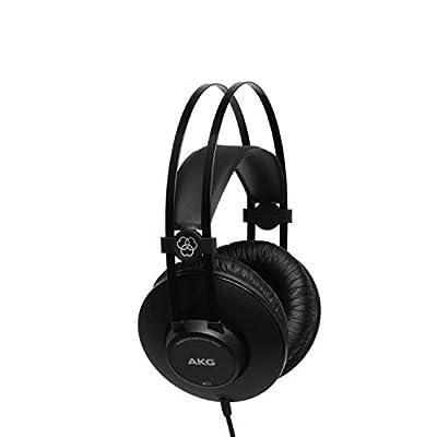AKG K52 High Performance Closed-Back Monitoring Headphones by AKG