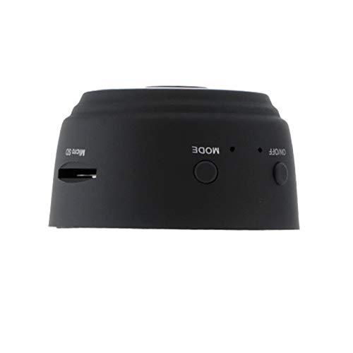 FENGCHUANG Cámara Oculta Inalámbrica Mini HD 1080P Cámaras de Seguridad Remotas WiFi Cámara Espía de Visión Nocturna DVR de Seguridad para El Hogar/Coche/Oficina