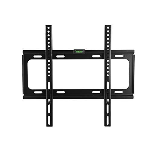 HYAN TV Peanas Rack para TV Soporte para TV de Montaje en Pared para TV LCD Estable y Estable (25-55 Pulgadas) Soporte TV (Color : Black, tamaño : 18 * 6 * 17 Inches)