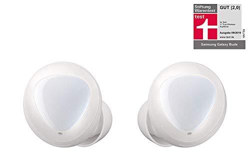 Samsung Galaxy Buds - Auriculares (Inalámbrico, Dentro de oído, Binaural, Intraaural, Blanco)