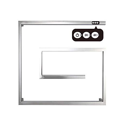 Home Equipment Calentador de toallas con temporizador incorporado Toallero eléctrico con calefacción...