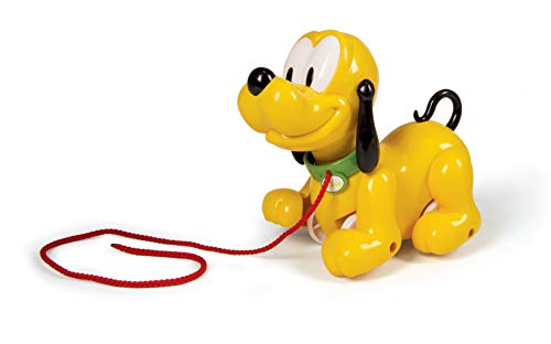 Clementoni- Baby Disney Pluto Trainabile, 18+ Mesi, Multicolore, 14981