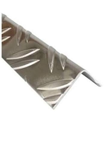 Winkel Riffelblech 1,5/2 gleichschenklich Kantenschutzwinkel Blechwinkel 1000/1500/2000mm (20x20mm 1000mm Länge)