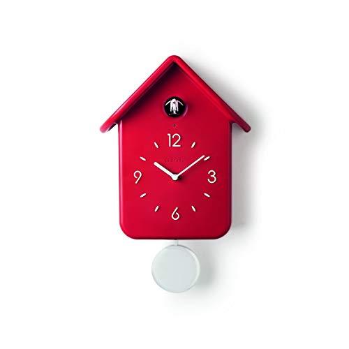 Koekoeksklok rood 248x120x390mm Guzzini 16860255 Home