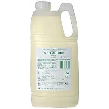 パックス 200番 (食器用液体石けん) 詰替用2300ml