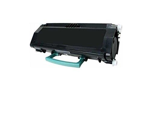Cartuccia di toner compatibile Lexmark E460E460DN E460DW nero (15,000pagine)–E460x 21E–Next Day spedizione gratuita e garanzia copre la stampante–IVA fattura fornito