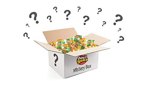 Aperisnack® - AP21.001.04 Magic Box Snack formato Medio 50 Monoporzioni Miste di Snack Salati