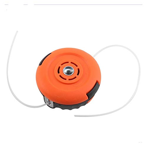 XIAOFANG Fangxia Store Se Adapta Nylon Cabezal de Corte for Poulan Cortabordes MX557 P4500 PP125 PP136E PPB200E PPB350 Trimmer Componentes