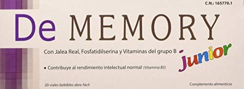 Dememory Junior - 20 Ampollas