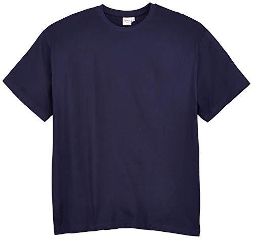Seba 464B T-shirt katoen blauw, 130 g S Blauw