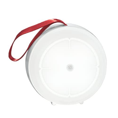 LIGHTSTUDIO Mobiles Nachtlicht mit Bewegungsmelder Orientierungslicht, Warmweiß Aufhängbar Aufstellbar Rückseite mit Magnete, für Kinderzimmer, Schlafzimmer, Flur, Küche, Schrank