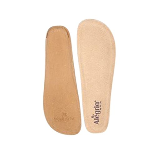 Alegria Wedge Footbed - Medium Tan 39 (US Women's 9)