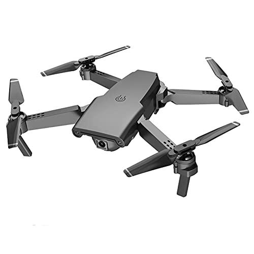 WECDS Drone Pliable avec Deux caméras, Les avions télécommandés suivent intelligemment Le positionnement du Flux optique