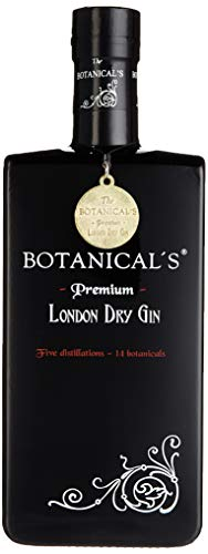 The Botanical's London Dry Gin (1 x 0.7 l)