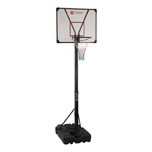 Garlando BA-24 Piantana Basket San Diego - Altezza Regolabile 225-305 cm.