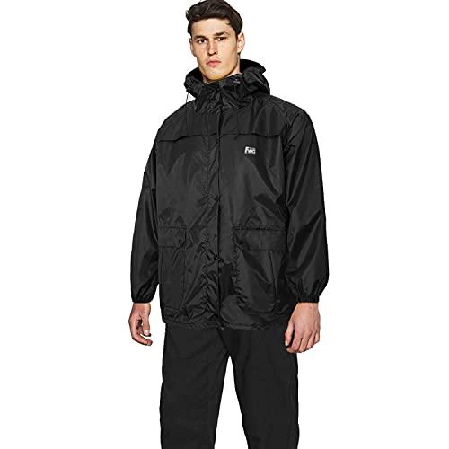 Navis Marine Fishing Rain Jacket and Bibs - Best Fishing Rain Gear For Tight Budgets