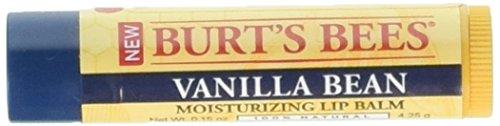 Vanilla Bean Moisturizing Lip Balm - .15 oz. - 2 Pack by Burt's Bees by Burt's Bees