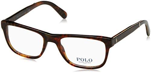 Ralph Lauren Herren 0PH2166 Brillengestell, braun (Shiny Jerry Tortoise), 54