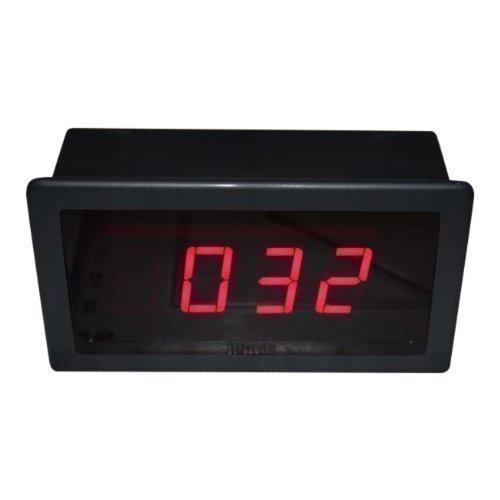 digitale 12 Volt Temperaturanzeige mit PT 100 Sensor (-50 bis +450 Grad)