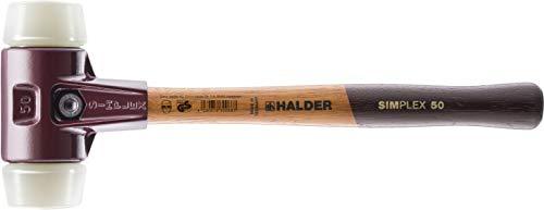 Halder 3008.080 Maza para construcción de maquinaria e industria del automóvil...