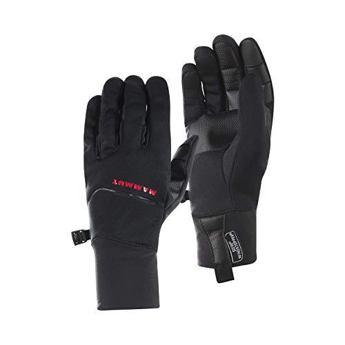 Mammut Uni Handschuhe Astro, schwarz, 11