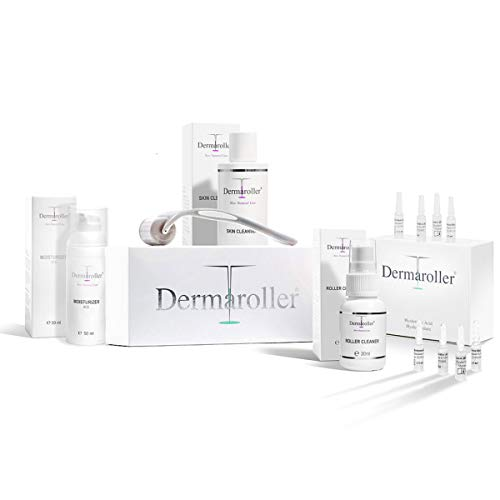 Original Dermaroller Konzept für große Poren