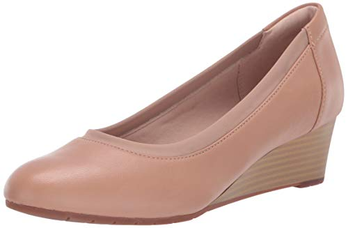 Clarks Women's Mallory Berry Shoe, Praline...
