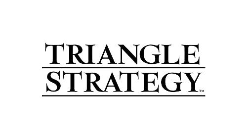 TRIANGLE STRATEGY - Nintendo Switch