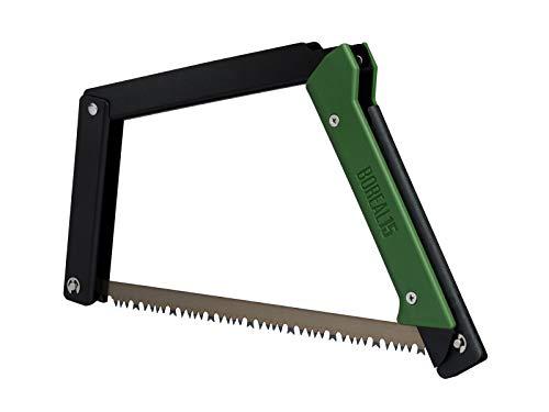 AGAWA - BOREAL15 - 15 Inch Folding Bow Saw (Black Frame - Green...
