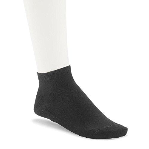 BIRKENSTOCK Damen Socken Cotton Sole 2-Pack