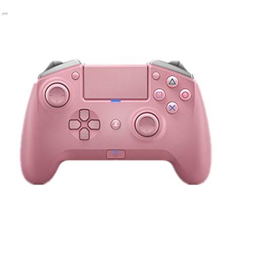 LiangDa Gamepad Jeu d'ordinateur Portable sans Fil Gamepad Bluetooth Controller for Les téléphones Mobiles Pink 159x10.4mm Manette De Jeu (Color : Pink, Size : 159x10.4mm)