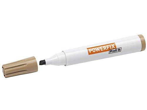 POWERFIX® Profi Holzkorrekturstift/Korrektur-Stift/Reparaturstift für Möbel für Holz & Furnier - Farbe: Eiche