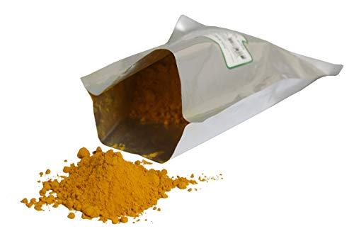 Kurkuma Pulver Extra 0,500 kg, Kurkumawurzel 100% Fine gemahlen aus Indien, Turmeric ground, HoReCa, Prima Gewürzt, Gewürzgroβhandel Krefeld GmbH