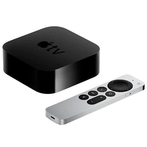 Apple Tv Hd, 32 Gb, Siri Remote - Mhy93bz/a
