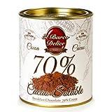 Cacao Soluble 70% cacao (300 g) - El Barco Delice